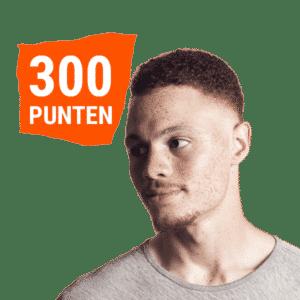 300 punten product American Crew