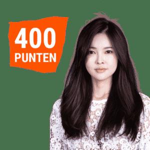 400 punten epileer + haarbehandeling