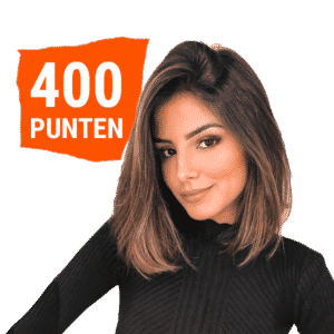 400 punten hollywood