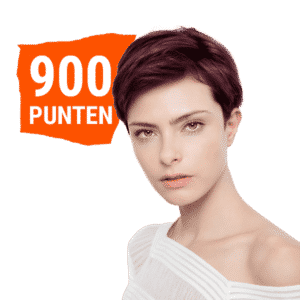 900 punten only cut lady's blowdry light