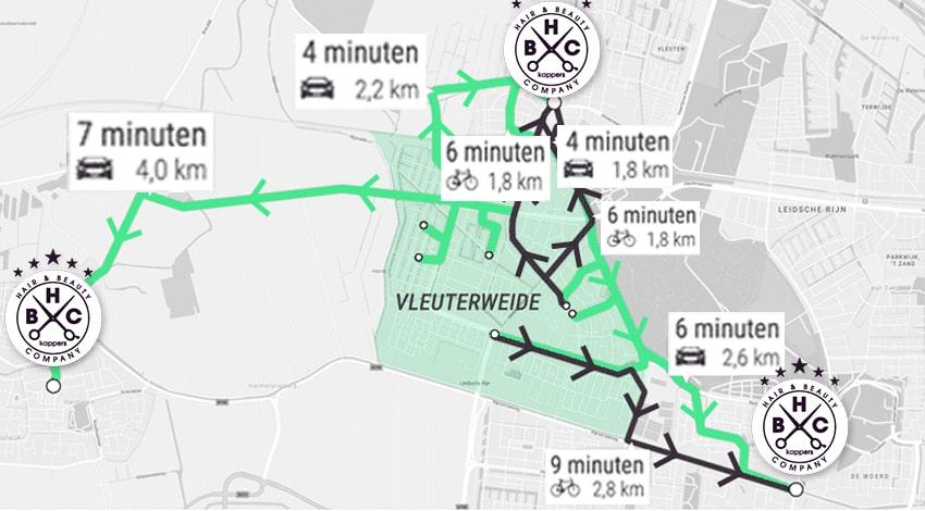 Map mobiel hbc